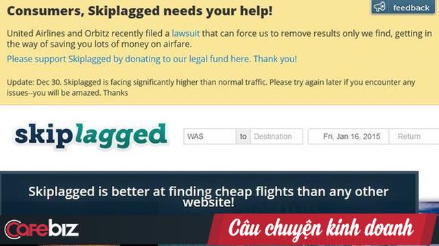 """Độc chiêu """"Skiplagging"""" của thanh niên 22 tuổi khiến các hãng hàng không tỷ đô kiện ra tòa: Tìm chuyến quá cảnh tại thành phố cần đến với giá siêu rẻ, thay vì bay thẳng - Ảnh 3."""