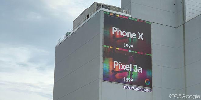 Google che iPhone X nghin USD chup anh xau hon Pixel 3a 400 USD hinh anh 1