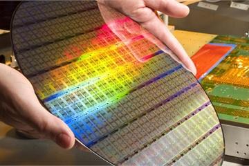 Tại sao người ta lại cắt CPU hay cảm biến máy ảnh hình chữ nhật ra từ một tấm hình tròn?