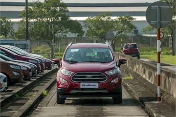 Không chỉ Ranger và Explorer, Ford Việt Nam triệu hồi EcoSport