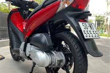 Honda SH 150 biển ngũ quý 5 giá nửa tỷ đồng của dân chơi Sài Thành