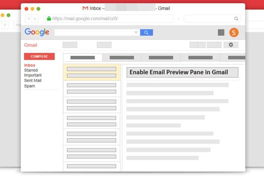 Hướng dẫn bật, tắt và sử dụng khung xem trước trên Gmail