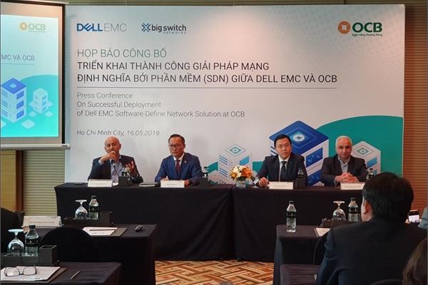 Ngân hàng Phương Đông OCB triển khai giải pháp SDN của Dell EMC