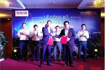 Công bố hợp tác chiến lược, SAVIS và MobiFone ra mắt hệ thống giải pháp cho Chính phủ số