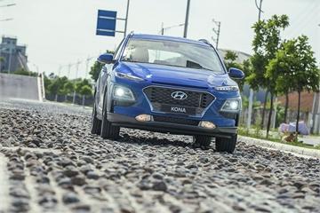 Hyundai Kona bất ngờ tăng giá bán tại Việt Nam