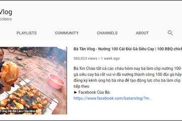 Chuyện các cụ ông bà nông dân làm YouTube: Cộng đồng mạng và dân trong nghề nói gì?