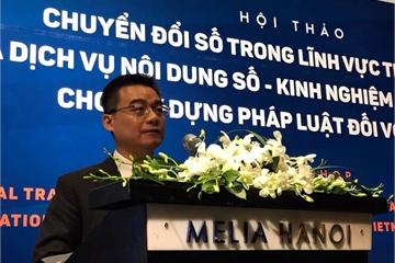 Hiệp hội Công nghiệp Video châu Á đề nghị bỏ cấp phép và không áp tỷ lệ 30% nội dung trong nước đối với dịch vụ OTT