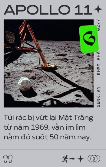 Phi hành gia đã để lại hàng đống phân trên Mặt Trăng và lần tới, chúng ta sẽ phải lên đó mang chúng về - Ảnh 3.
