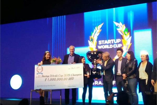 Startup Việt Nam vô địch cuộc thi tại Mỹ, thắng giải thưởng 1 triệu USD