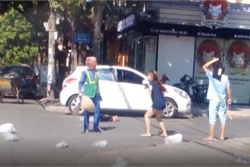 Dân mạng kêu gọi tẩy chay cửa hàng quần áo có chủ đánh nữ lao công