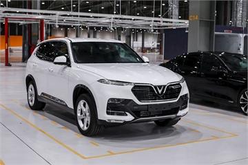 Gần 60 xe VinFast Fadil và Lux bắt đầu chạy thử tại Việt Nam