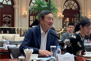 Ông Nhậm Chính Phi: 'Mỹ đánh giá thấp Huawei, chúng tôi đã sẵn sàng'