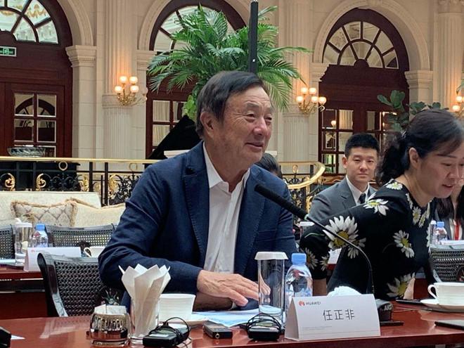 Ong Nham Chinh Phi: 'My danh gia thap Huawei, chung toi da san sang' hinh anh 1