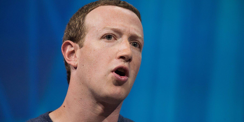 Đây là thời điểm mà Mark Zukerberg nên từ chức CEO Facebook