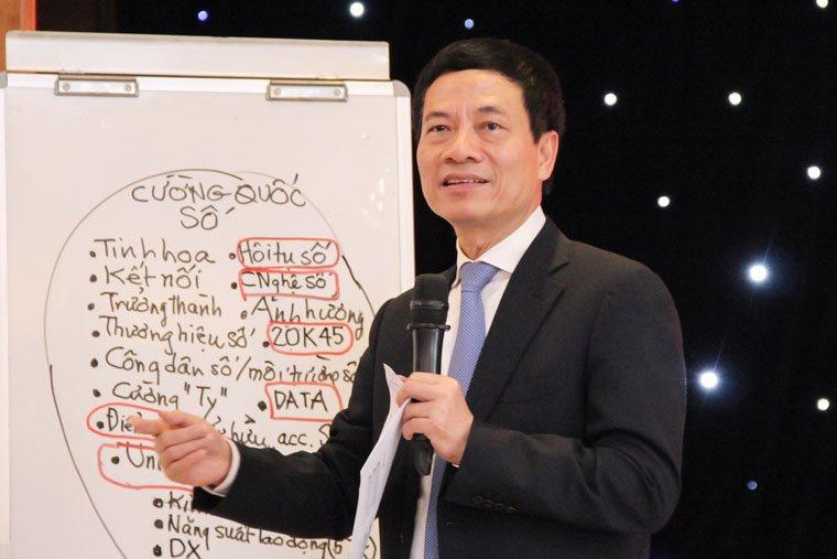 Doanh nghiệp phần mềm cần quay về cái nôi Việt Nam, giải các bài toán Việt Nam | Ngành phần mềm phải là hạt nhân để chuyển đổi nền kinh tế Việt Nam sang kinh tế số