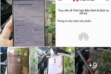 Điện thoại 20 triệu bị trả giá 500 nghìn: Nói lời cay đắng, dìm giá Huawei