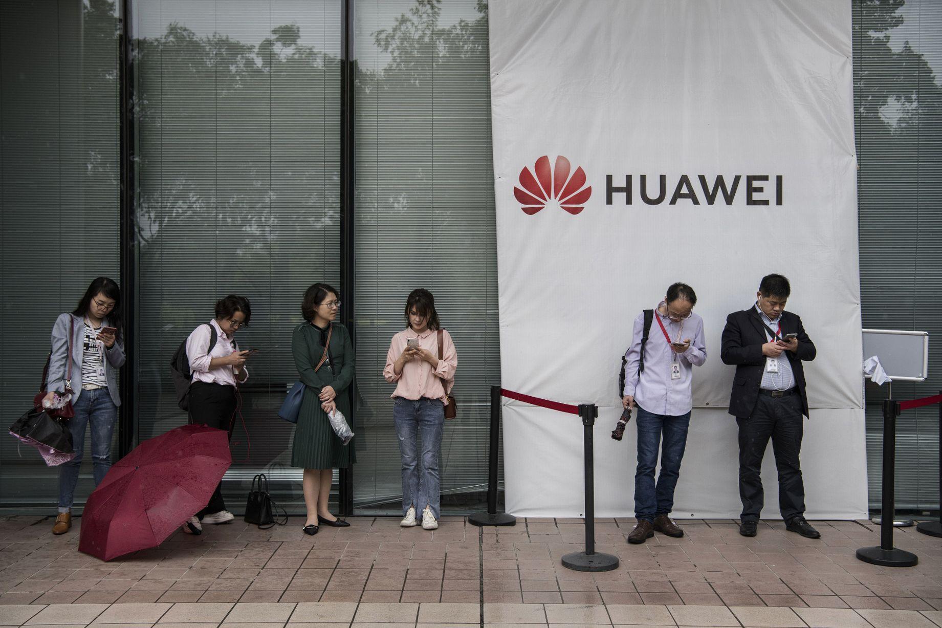 Tâm thư của vợ gửi cho chồng làm việc ở Huawei lan truyền mạnh trên MXH Trung Quốc - Ảnh 2.