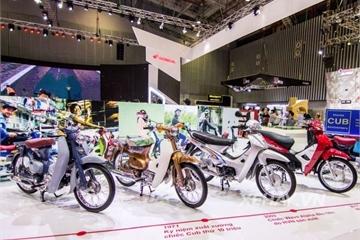 Việt Nam là 1 trong 2 thị trường xe máy tăng trưởng mạnh nhất của Honda tại châu Á