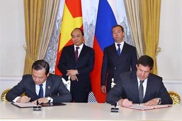 VNPT bắt tay với hàng loạt công ty công nghệ của Nga để phát triển Chính phủ số và kinh tế số