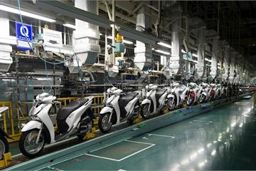 Honda Việt Nam sắp tung ra thị trường 18 mẫu xe máy mới