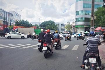 Những lỗi giao thông phổ biến của người Việt khi chạy xe máy
