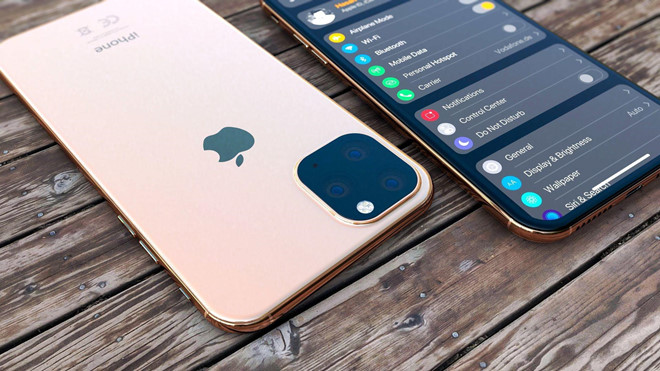iPhone 2020 se co Touch ID toan man hinh hinh anh 1