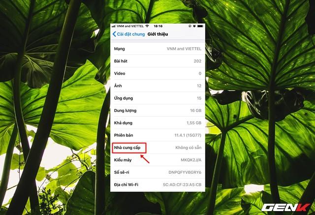 Gợi ý khắc phục lỗi không thể gửi được tin nhắn iMessage trên iPhone - Ảnh 13.