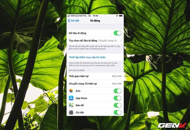 Gợi ý khắc phục lỗi không thể gửi được tin nhắn iMessage trên iPhone - Ảnh 3.