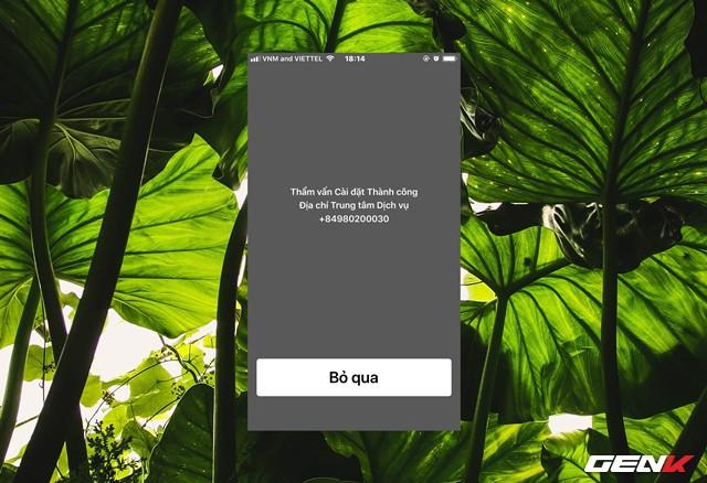 Gợi ý khắc phục lỗi không thể gửi được tin nhắn iMessage trên iPhone - Ảnh 7.