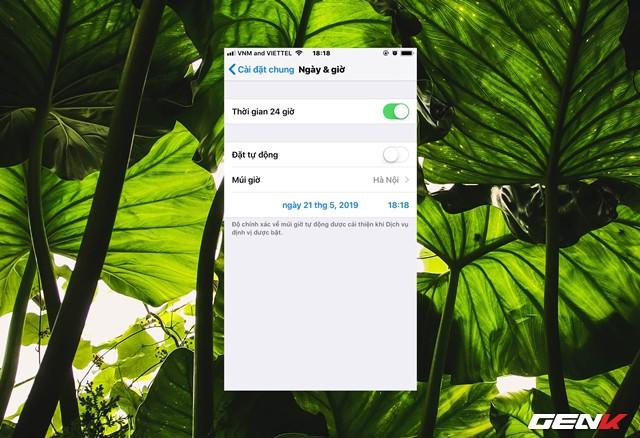 Gợi ý khắc phục lỗi không thể gửi được tin nhắn iMessage trên iPhone - Ảnh 8.