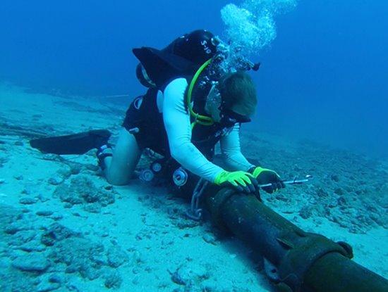 Cáp quang biển quốc tế APG lại đứt   Đứt cáp quang biển quốc tế APG   Vị trí lỗi trên tuyến cáp quang biển APG cách trạm cập bờ Đà Nẵng 132 km   Cáp biển APG gặp sự cố lần thứ tư trong năm nay, Internet Việt Nam đi quốc tế lại ảnh hưởng