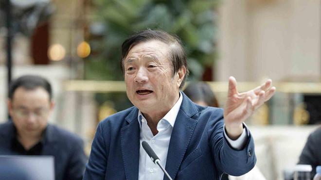 Sep Huawei: 'Apple la nguoi thay cua toi' hinh anh 1