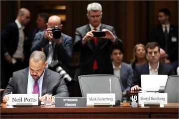 Canada tức giận vì Mark Zuckerberg không đến trình diện