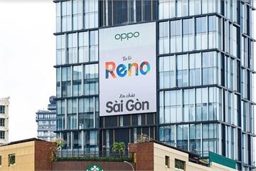 Màn chào sân ấn tượng của OPPO Reno trước thềm ra mắt tại Việt Nam
