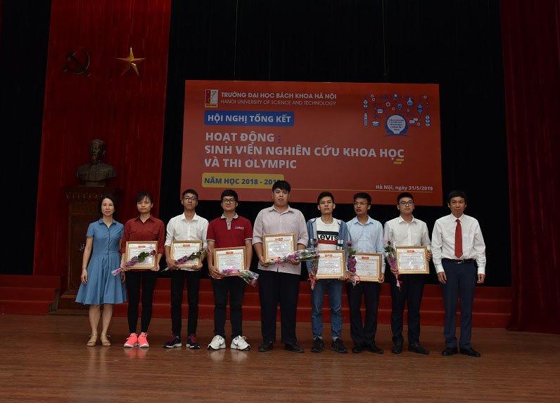 Sinh viên Bách khoa Hà Nội