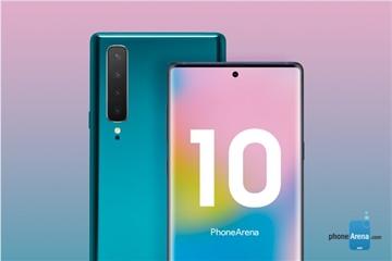 Tin đồn gợi ý Samsung sẽ làm điều không tưởng với Note 10