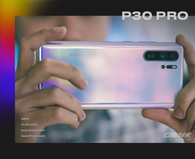 Cảm xúc lẫn lộn khi cầm trên tay Huawei P30 Pro - Khúc khải hoàn bi tráng của hãng smartphone thứ 2 Thế giới? - Ảnh 4.