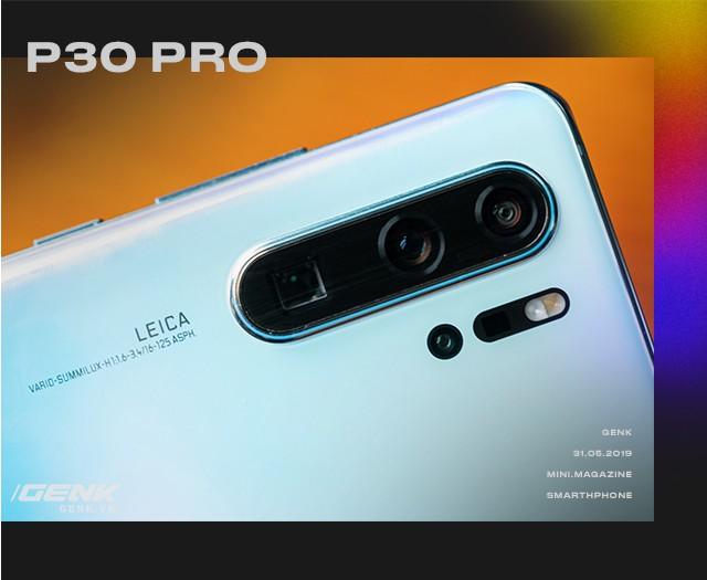 Cảm xúc lẫn lộn khi cầm trên tay Huawei P30 Pro - Khúc khải hoàn bi tráng của hãng smartphone thứ 2 Thế giới? - Ảnh 5.