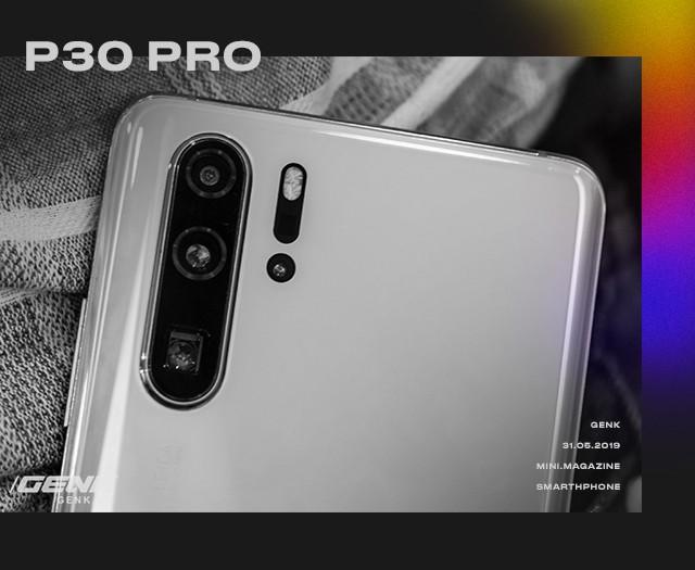 Cảm xúc lẫn lộn khi cầm trên tay Huawei P30 Pro - Khúc khải hoàn bi tráng của hãng smartphone thứ 2 Thế giới? - Ảnh 9.