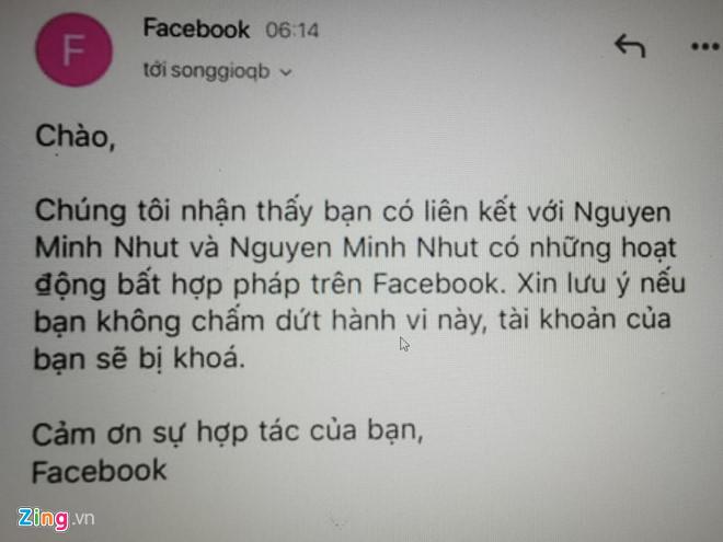 Hang nghin tai khoan tai VN bi xoa vi Facebook truy quet nick ao hinh anh 2