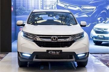 Honda CR- V nghi bị lỗi mất phanh đột ngột