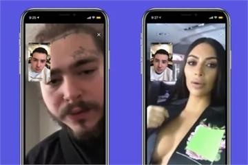 """Mẹo """"xõa"""" đúng cách sau thi: Gọi video cô Kim, Charlie Puth và hàng tá sao khác nhờ """"app của người nhà"""""""