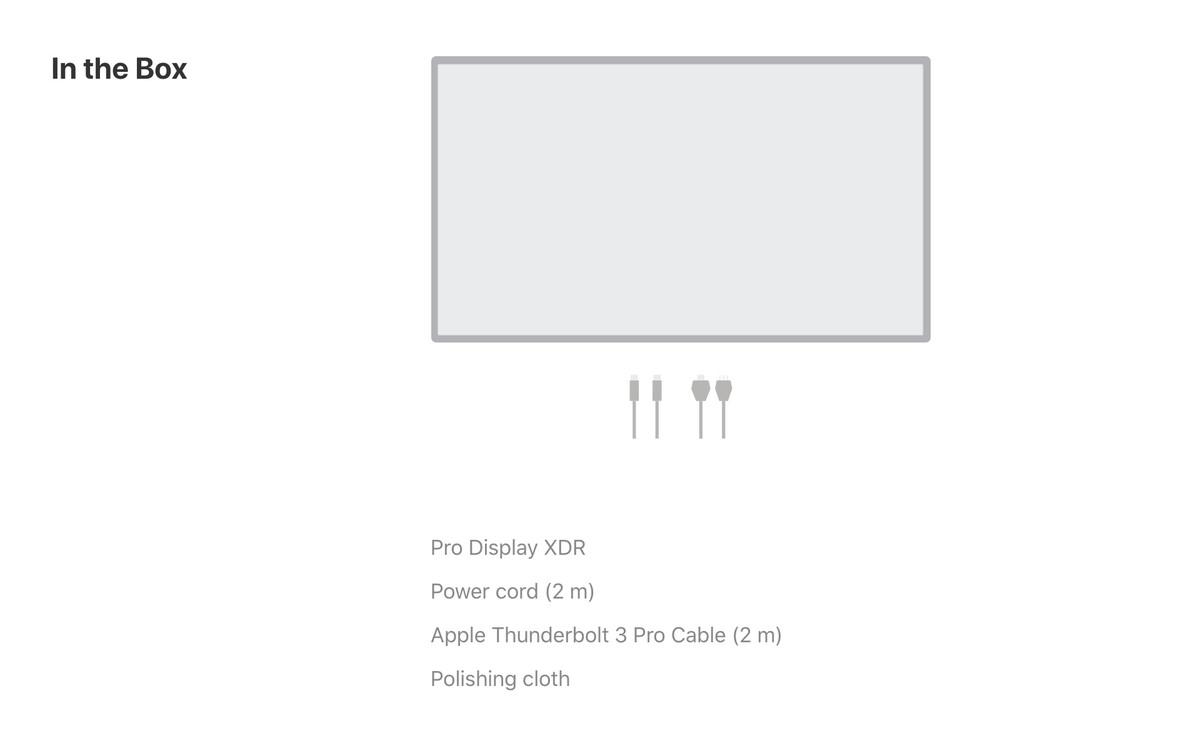 Góc hút máu: Chân đế màn hình độc quyền Apple giá 23 triệu, chẳng làm được gì ngoài một thứ lom dom - Ảnh 1.