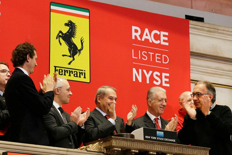 Hanh trinh 80 nam cua Ferrari tu start-up den thuong hieu 27 ty USD hinh anh 17