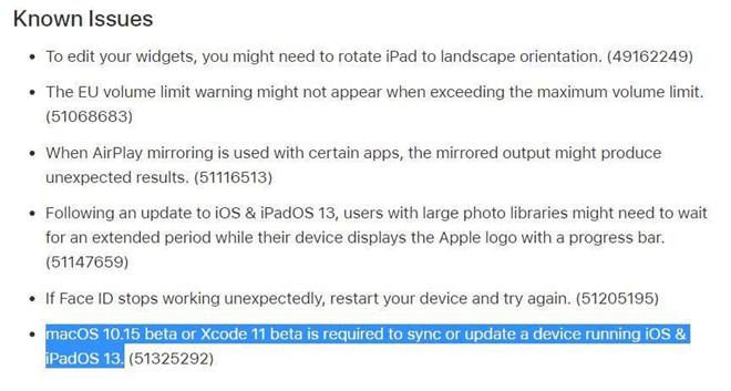 Vi sao ban khong nen voi nang cap iOS 13 beta? hinh anh 1