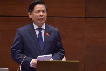 Bộ trưởng Bộ GTVT Nguyễn Văn Thể: Hoàn thành thu phí tự động, gắn camera kiểm soát lưu lượng xe vào cuối năm