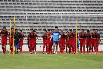 Xem bóng đá hôm nay, Việt Nam gặp Thái Lan, trên VTV5 trực tuyến