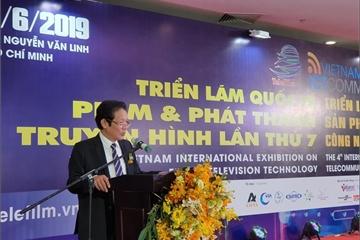 Khai mạc triển lãm Vietnam ICTComm Việt Nam 2019