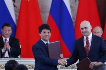 Huawei ký thỏa thuận phát triển 5G cho Nga