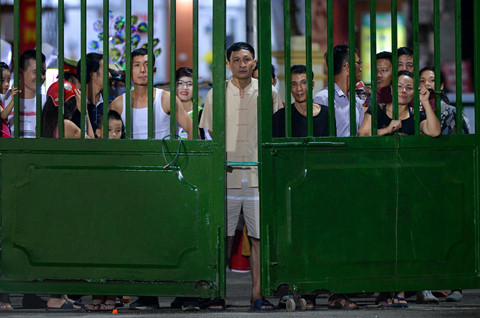 U23 Myanmar mac ao cong nghe cao, tap cung day khang luc hinh anh 7